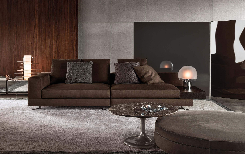 Вибір дивана у вітальню дерев'яного будинку