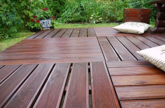 Вибір матеріалу для підлогового покриття тераси