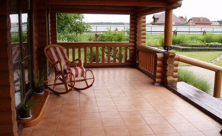 Керамічне покриття для підлоги
