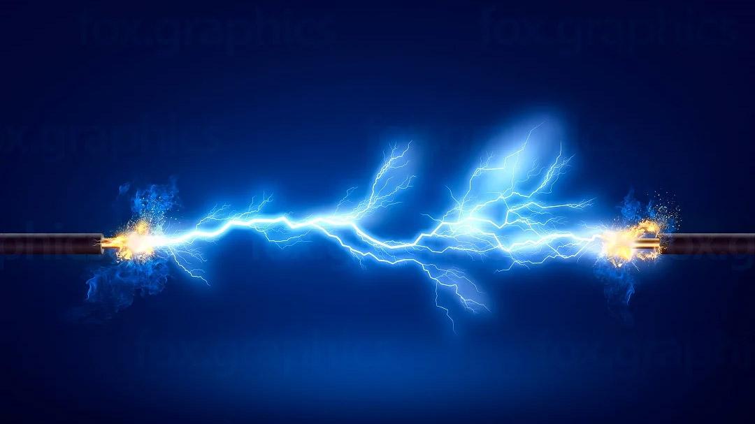 електрический разряд