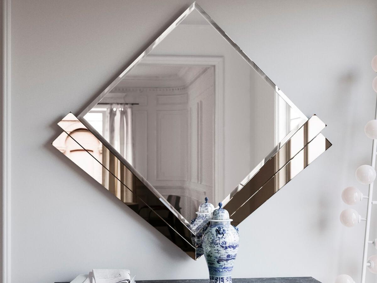 Як дзеркала прикрашають інтер'єр будинку